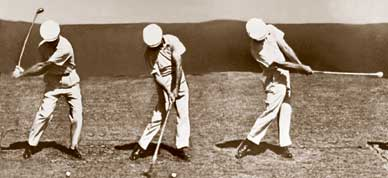 Ruthless Golf: The Historical Swoosh