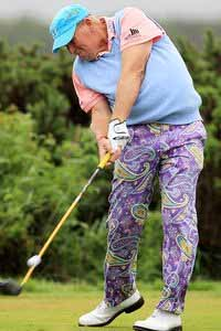 John Daly at the Open